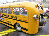 rocket school bus