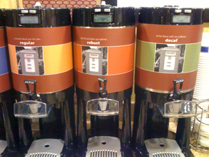 Fairfield Inn Coffee Bar
